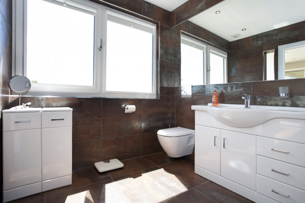 L-Shaped Loft Conversion en-suite