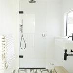 South east london loft conversion bathroom