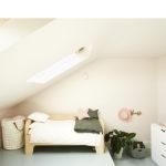 South east london loft conversion bedroom