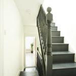 South east London loft conversion staircase