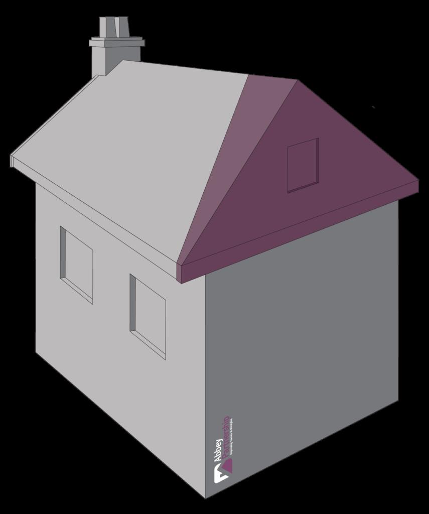 Hip-To-Gable Loft Conversion