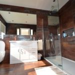 Bathroom loft conversion north london