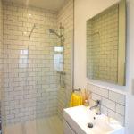 Barnet loft conversion bathroom