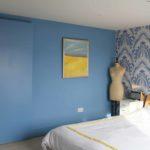 North London home renovation bedroom