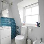 Bathroom loft conversion in east london
