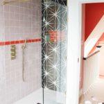 North London loft conversion bathroom