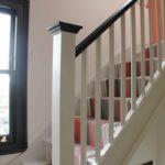 North London loft conversion staircase
