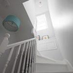 East London loft conversion staircase