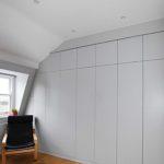East London home renovation wadrobes