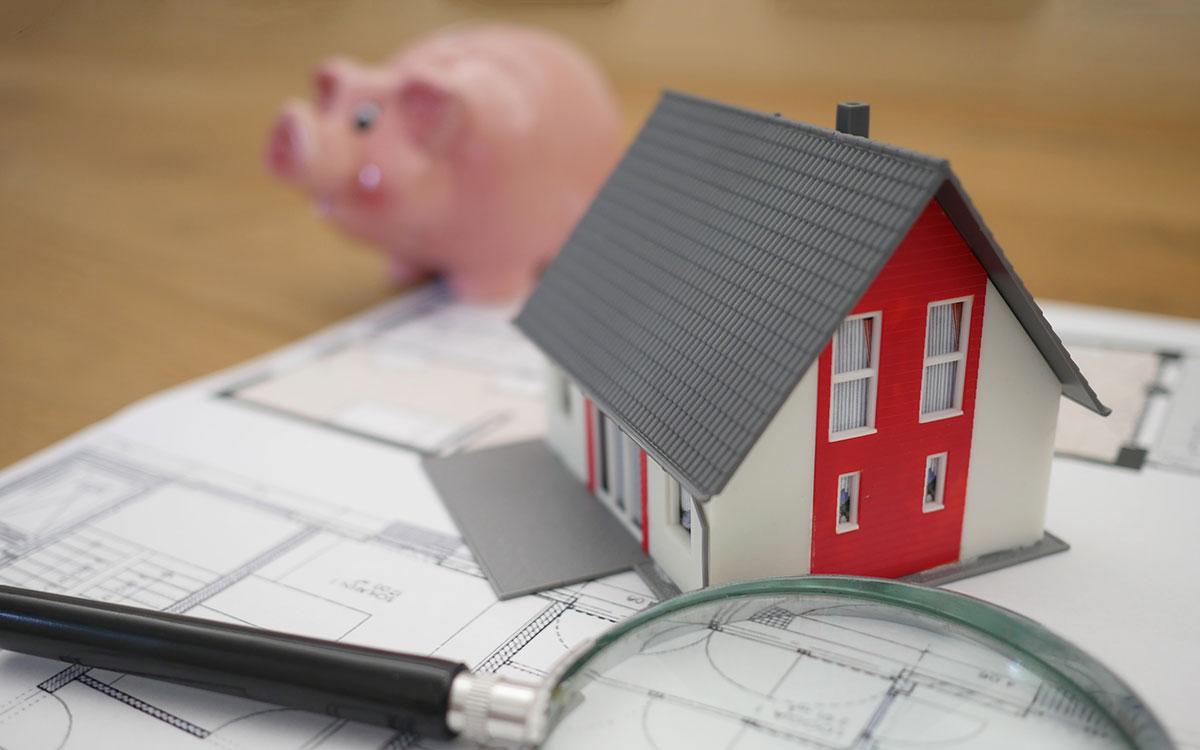 Property sales decreasing